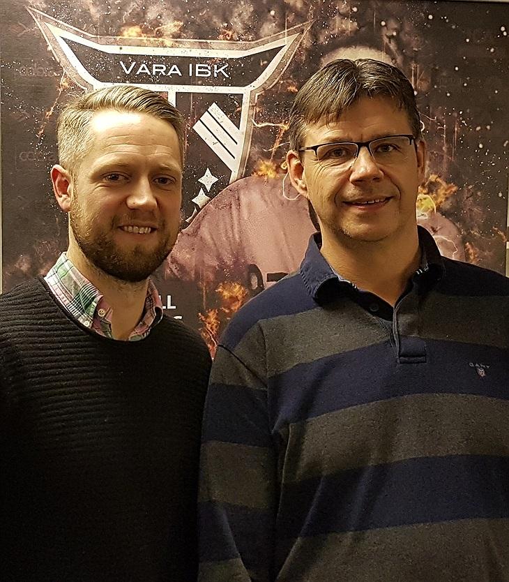 a8211117554 Föreningsutveckling med David Gillek / Vara IBK - Svenskalag.se