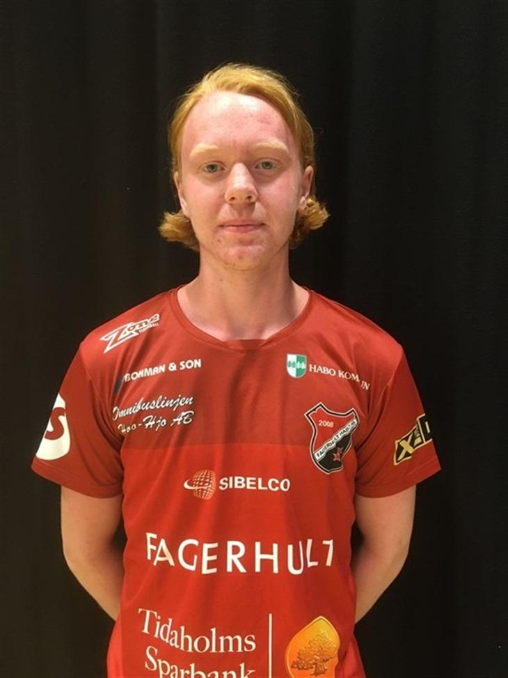 26e1398f137 William Strömfeldt till Fagerhult Habo / Vara IBK - Svenskalag.se