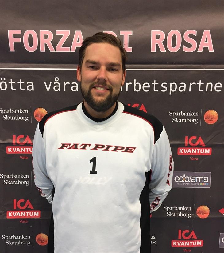 8259ac5f040 Emil Persson kommer att ta upp kampen kring förstaspaden i årets Vara IBK.
