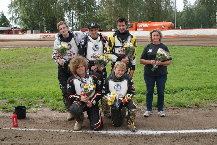 NY VINST I KUMLA / Bysarna Speedway - Svenskalag se