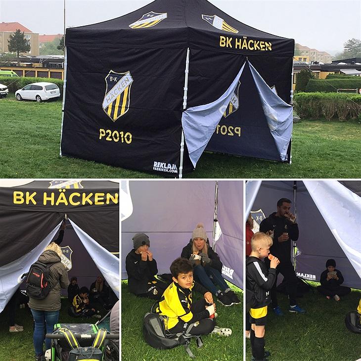 Cup & Tält BK Häcken Pojkar 2010 Svenskalag.se