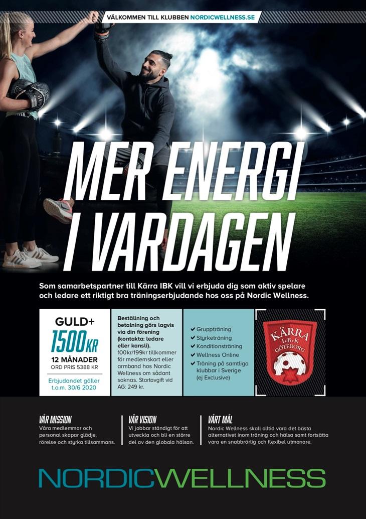 nordic wellness erbjudande 2018