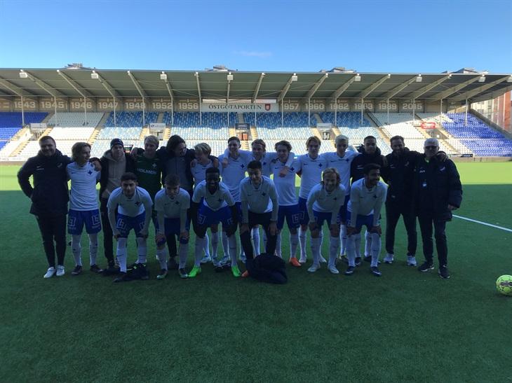 IFK-Karlslund 6-2   IFK Norrköping - U19 - Svenskalag.se 83719f9d8bd8c