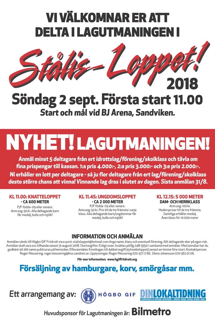 fd6ae06912a2 F04/05 springer Stålis-loppet på söndag / Stensätra IF - F04-05 ...