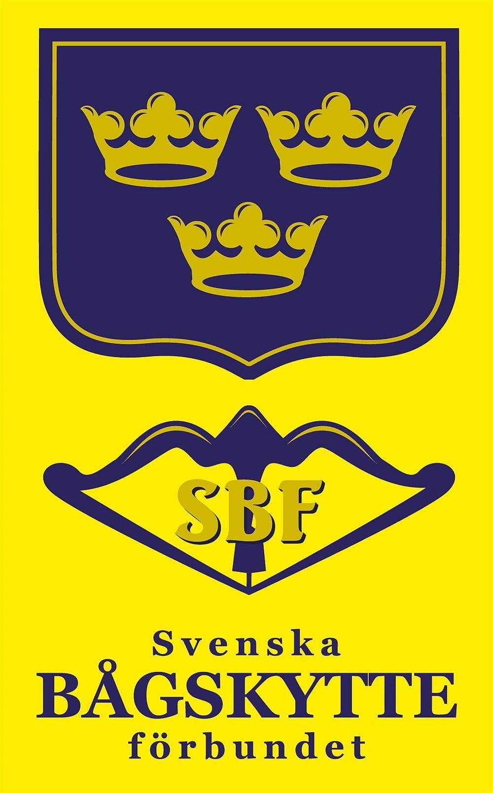 logotyp bågskytteförbundet