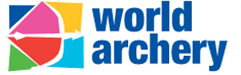 logotyp world archery