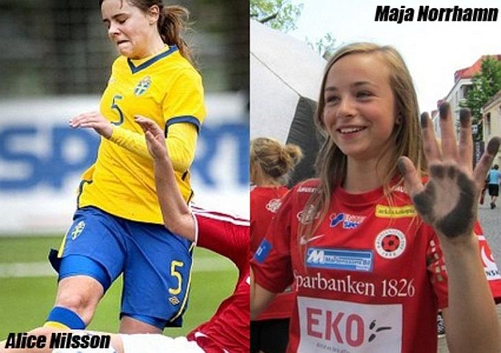 Bofast i svenska landslaget i fjorton ar