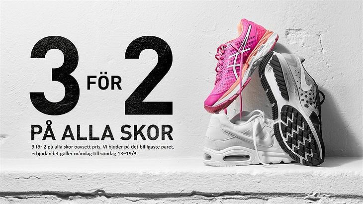 Köp 3 betala för 2 gäller alla skor 13 193 Laholms FK