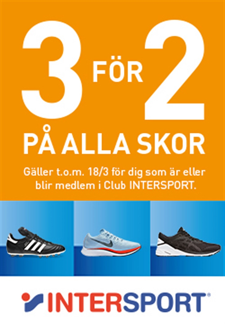 Köp 3 betala för 2 par skor Laholms FK Svenskalag.se
