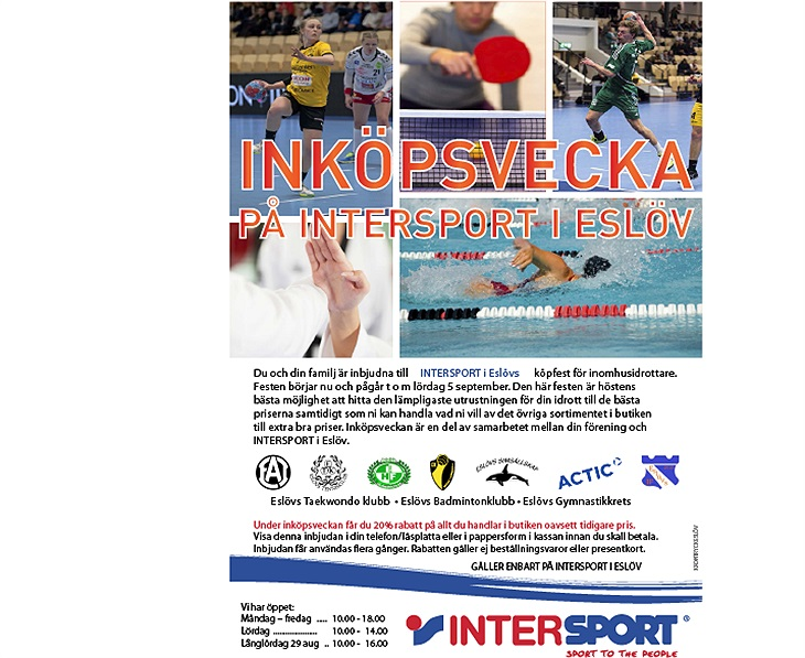 actic rabatt intersport