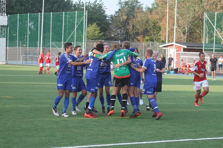 Svenska lag vidare i cupspel